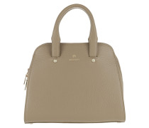 Tote Ivy Handle Bag Small Clay Brown beige