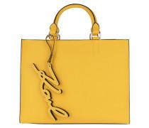 K/Signature Essential Shopper Sunflower Tote