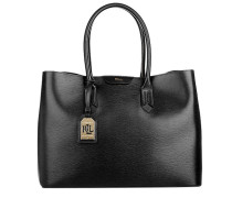 Tate City Tote Black/Black Tote