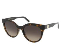 Sonnenbrille MCM657S Havana braun