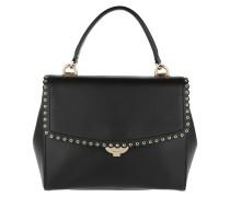 Ava MD TH Satchel Bag Black Satchel Bag