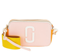 Umhängetasche Ceramic Snapshot Camera Bag Small Leather Blush/Multi bunt