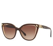 Sonnenbrille BV 0BV8212B 55 547213 braun