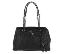 Tote New Wave Luxury Satchel Bag Black