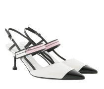 Sling-Back Pumps Talco/Nero Pumps