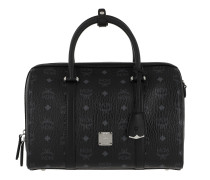Essential Visetos Boston Medium Black Bowling Bag