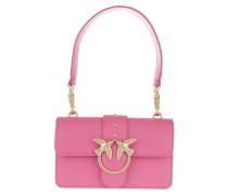 Mini Love 10 Bag Rosa Lilla Satchel Bag