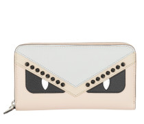 Zip Around Bag Bugs Wallet Soap/Grey