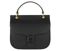 Satchel Bag McGraw Satchel Bag Leather Black schwarz