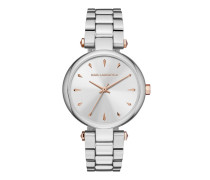 KL5000 Ladies Aurelie Watch Silver/Silver Uhr