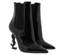 Opyum 110 Bootie Patent Leather Black Schuhe