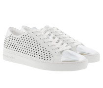 Irving Lace Up Optic White Sneakers weiß