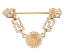Schmuck Medusa Slide Crystal/Oro gold