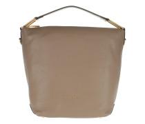 Liya Hobo Bag 2 Taupe/Noir Hobo Bag