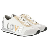 Kaile Trainer Optic White Sneakers