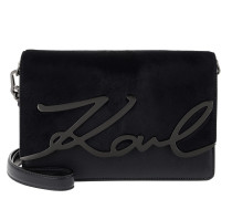 K/Signature Luxe Midnight Blue Tasche