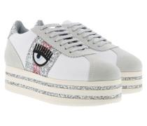 Plattform Sneaker White Sneakers