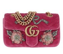 GG Marmont Velvet Mini Bag  Tasche