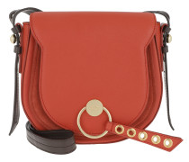 Lumir Shoulder Bag Medium Red Sand Tasche