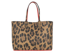 Shopper Cabata Shopping Bag Leather Leo beige