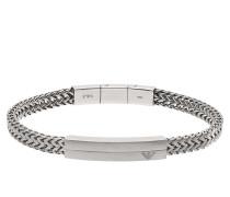 Armband Bracelet Revealed Pattern EGS2683040 Silver