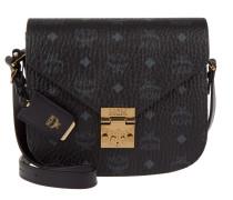 Patricia Visetos Shoulder Bag Small Black Tasche