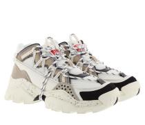Sneakers Inka Low Top Sneaker Pale Grey