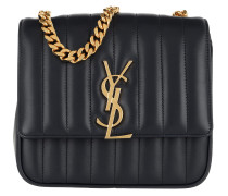 Vicky Chain Bag Leather  Tasche