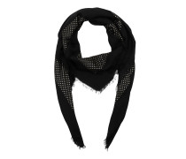 Gucci Scarf 519867 3G710 Black Accessoire