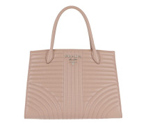 Diagramme Tote Calfskin Leather Cipria Tote