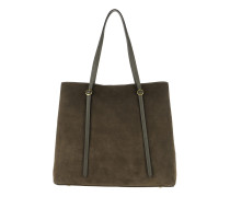 Lennox Tote Large Olive Tote