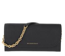 Henley Wallet On Chain Black Portemonnaie