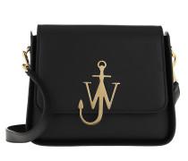 Satchel Bag Anchor Box Black