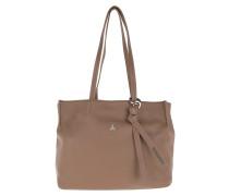 Shopper Shoulder Bag New Taupe