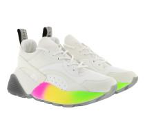 Eclypse Rainbow Sneakers White Sneakers