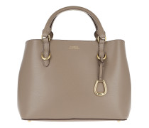 Bennington Satchel Bag Medium Taupe/Porcini Satchel Bag