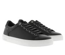 Sneakers Logo Combi Sneakers Black schwarz