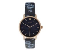KSW1390 Metro Fashion Watch Rosegold Uhr