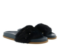 Slipper Petroleum Schuhe