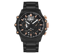 Uhr Men Luang Watch Black