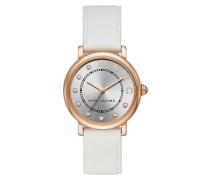 Uhr MJ1634 Classic Watch Roségold weiß