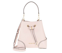 Beuteltasche Mercer Gallery Small Shoulder Soft Pink rosa