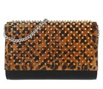 Umhängetasche Paloma Mini Wallet Caramel/Black schwarz