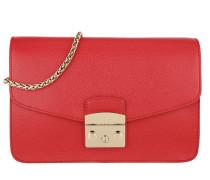 Metropolis S Shoulder Bag Ruby Tasche
