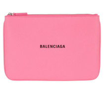 Clutch Balenciaga Clutch Acid Pink pink