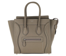 f73df7cb583 Tote Micro Luggage Handbag Souris grün. Celine
