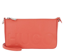 Mayfair Mini Shoulder Bag Bright Red Pochette