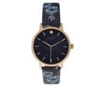 Metro Fashion Watch Rosegold Armbanduhr