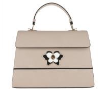Satchel Bag Furla Mughetto M Top Handle Bag Dalia beige