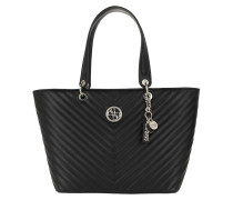 Shopper Kamryn Tote Bag Black